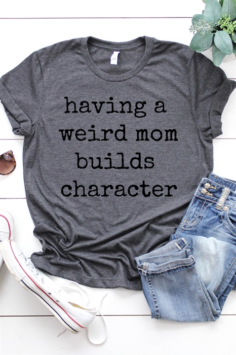 Picture of Weird Mom Graphic Tee