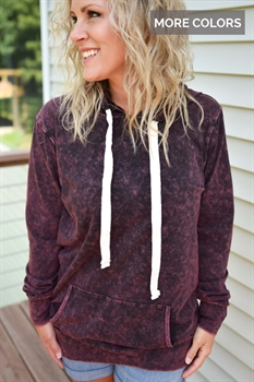 Picture of Mineral Wash Hoodie