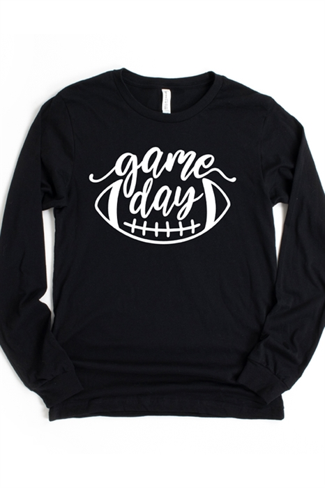 Picture of Game Day LS Graphic Tee