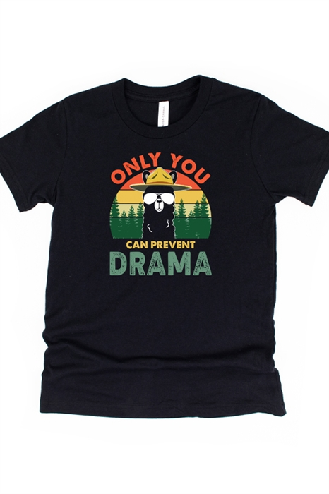 Picture of Drama Llama Graphic Tee