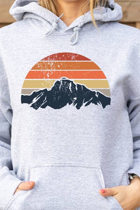 Picture of Mountains Are Calling Graphic Hoodie