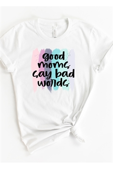 Picture of Good Moms Graphic Tee