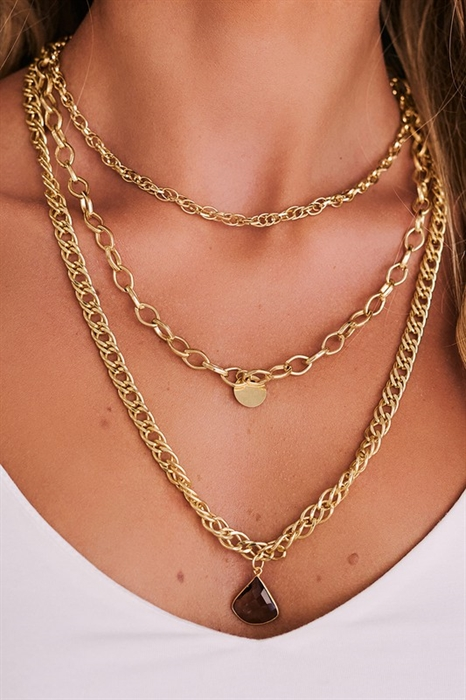 Picture of Shae Layered Necklace