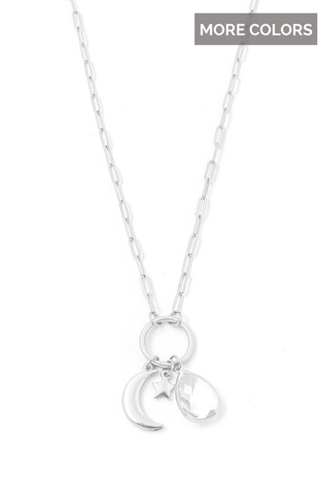Picture of Crescent Moon Necklace