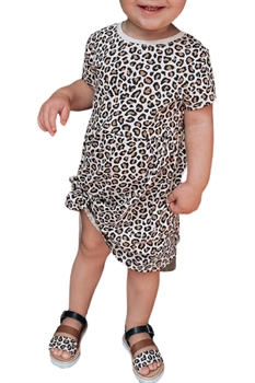 Picture of Youth Leopard Dress