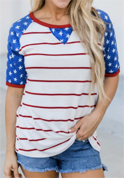 Picture of Stars & Stripes Top