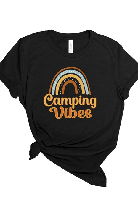 Picture of Camping Vibes Graphic Tee