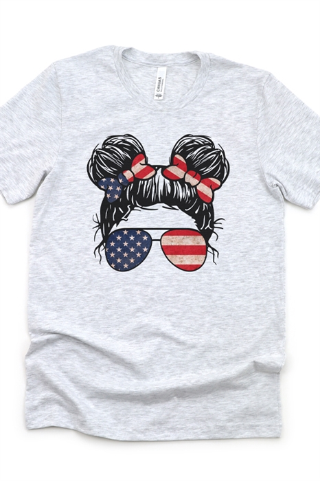 Picture of American Kiddo Graphic Tee (Youth)