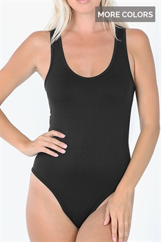 Picture of Seamless Racerback Bodysuit