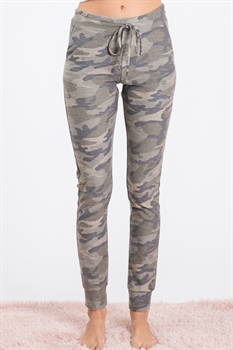 Picture of Camo Jogger Pants