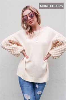 Picture of Bubble Sweater