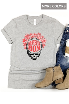 Picture of Grateful Mom Graphic Tee